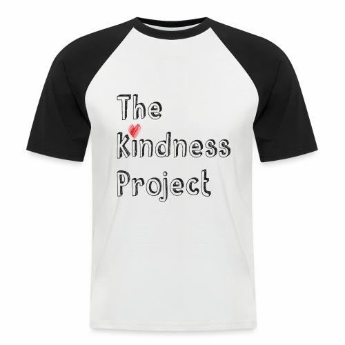 The kindness project - Men's Baseball T-Shirt