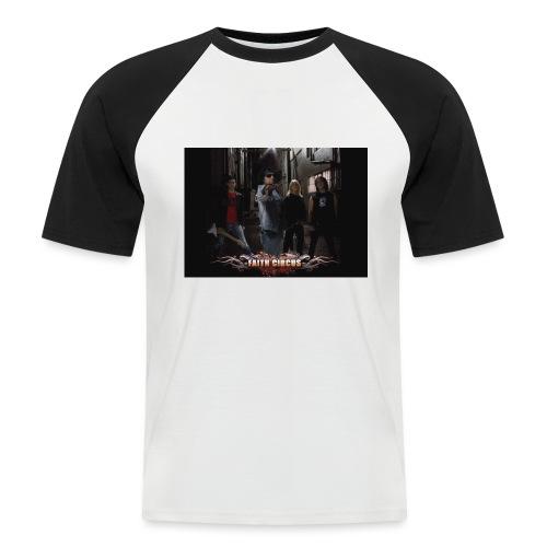 FAITH CIRCUS - Men's Baseball T-Shirt
