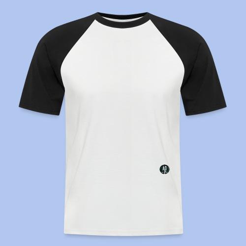Anhang 2 png - Männer Baseball-T-Shirt