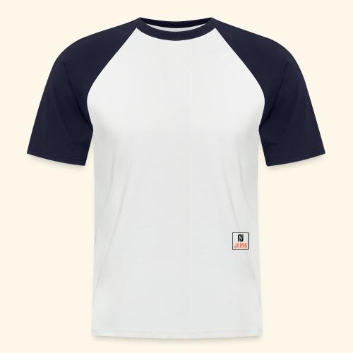 Janni Original Streetwear Collection - Kortærmet herre-baseballshirt