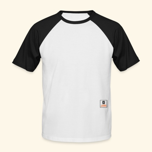 Janni Original Streetwear Collection - Kortærmet herre-baseballshirt