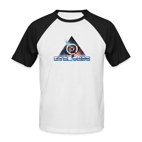 Logo Design - Men's Baseball T-Shirt