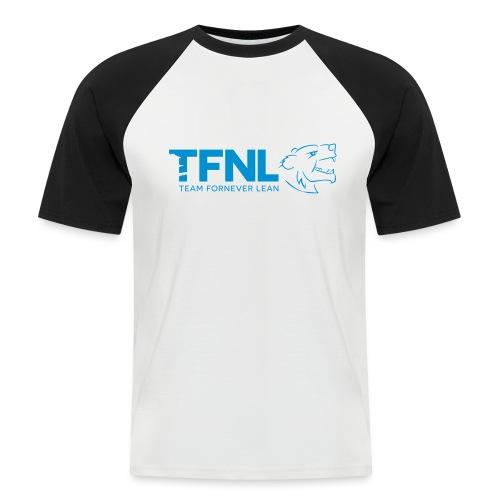 TFNL Blue Logo Tee - Men's Baseball T-Shirt