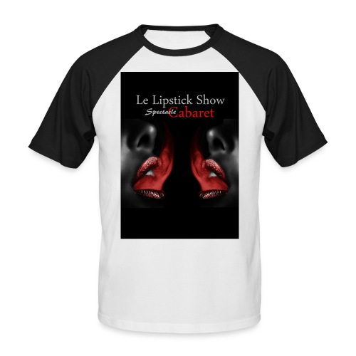 visuel boutique - T-shirt baseball manches courtes Homme