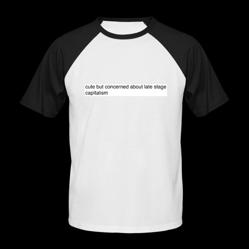 Screen Shot 2017 08 18 at 16 28 57 - Men's Baseball T-Shirt