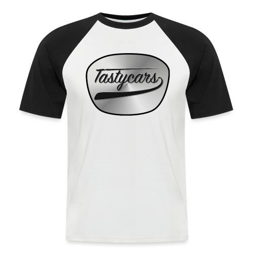 Logo de la marque Tastycars - T-shirt baseball manches courtes Homme
