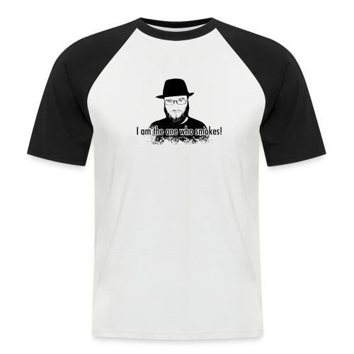 opa shirt - Männer Baseball-T-Shirt