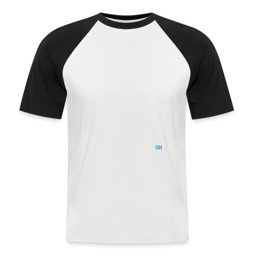 Le juste vivra par la foi - T-shirt baseball manches courtes Homme