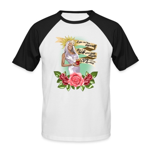 Mama RuPaul - Camiseta béisbol manga corta hombre