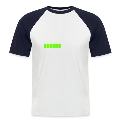 tendance réveil en cours veuillez patienter - T-shirt baseball manches courtes Homme