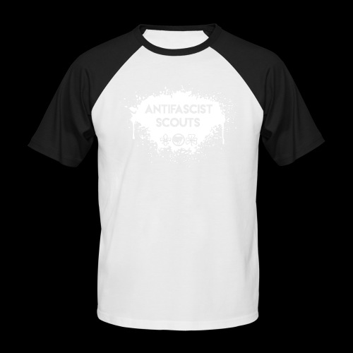 Antifascist Scouts - Men's Baseball T-Shirt