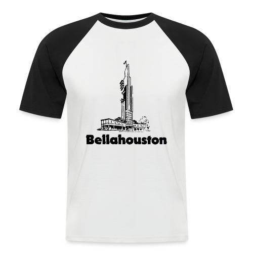 Bellahouston Tate Tower - Men's Baseball T-Shirt