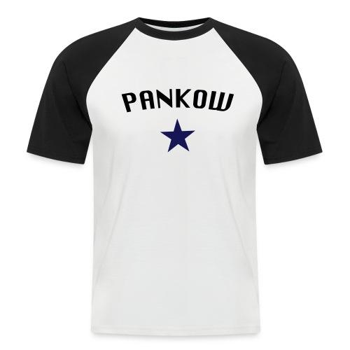 Pankow - Männer Baseball-T-Shirt