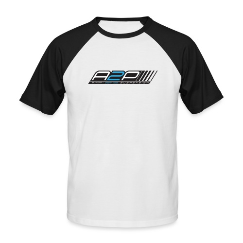 LOGO A2P SUSP - T-shirt baseball manches courtes Homme