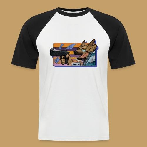 Gun Dog - bez napisu - Koszulka bejsbolowa męska