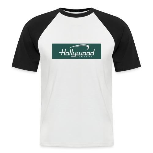hollywood - Männer Baseball-T-Shirt