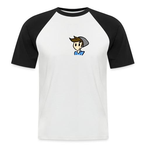 Adepte du Chill - T-shirt baseball manches courtes Homme