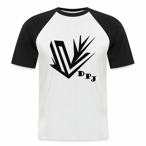 dpj - T-shirt baseball manches courtes Homme