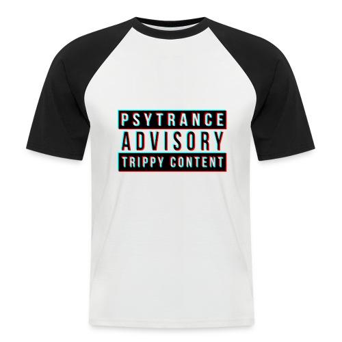 Psytrance - Men's Baseball T-Shirt