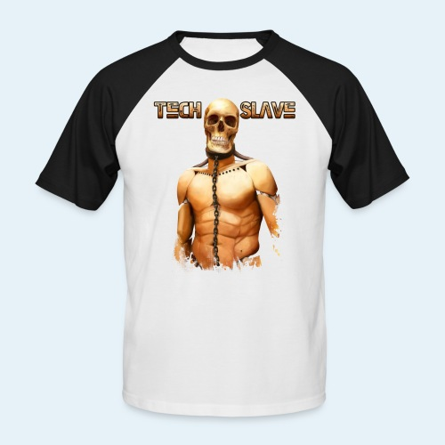 Tech Slave - Camiseta béisbol manga corta hombre