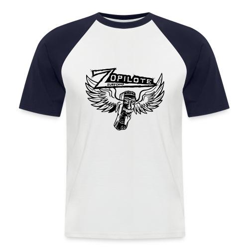zopilote merch logo - Men's Baseball T-Shirt