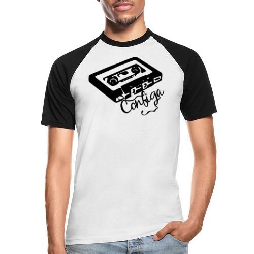 Vintage Configa - Men's Baseball T-Shirt