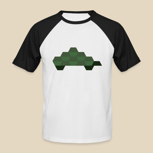 Turtle - T-shirt baseball manches courtes Homme