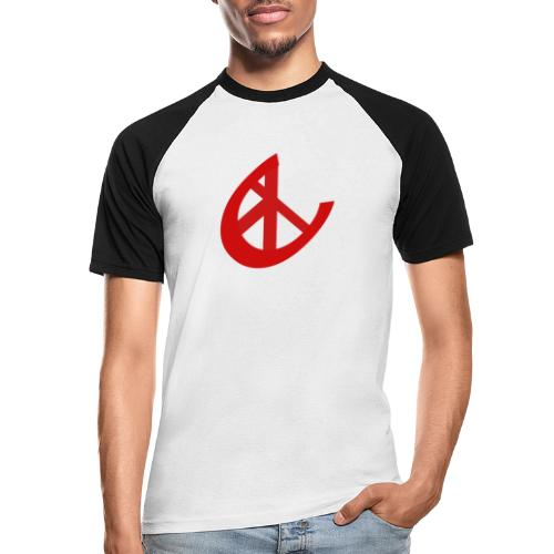 Crushlart - T-shirt baseball manches courtes Homme