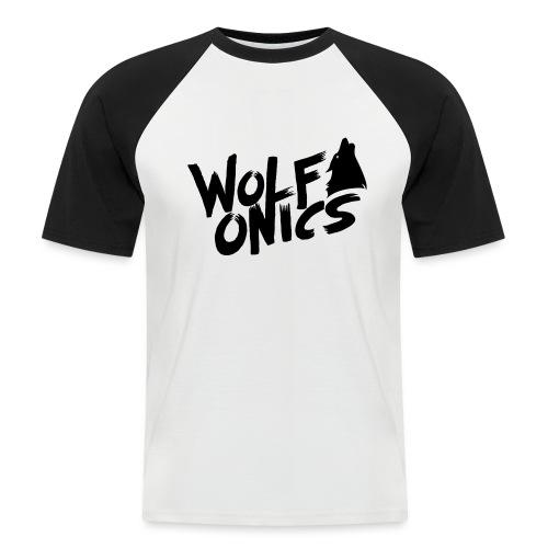 Wolfonics - Männer Baseball-T-Shirt