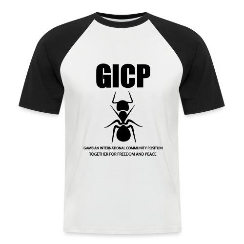 GICP - Men's Baseball T-Shirt