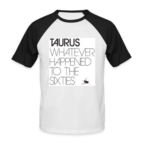 Taurus - Whatever happened to the sixties - Kortærmet herre-baseballshirt