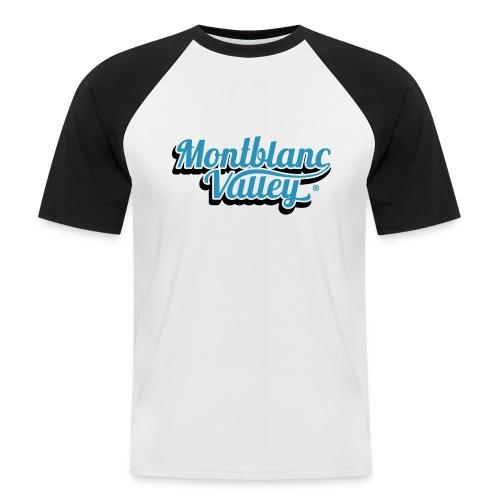 chupa - T-shirt baseball manches courtes Homme
