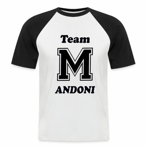 Team Androni - Camiseta béisbol manga corta hombre
