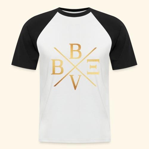 BVBE Gold X Factor - Men's Baseball T-Shirt
