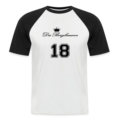 DBB designs png - Männer Baseball-T-Shirt
