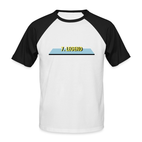 Caption 86 - Men's Baseball T-Shirt