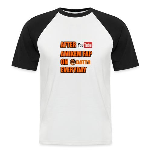 amixem - Men's Baseball T-Shirt