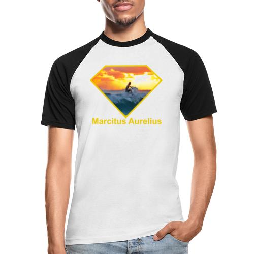 Surfer - Männer Baseball-T-Shirt