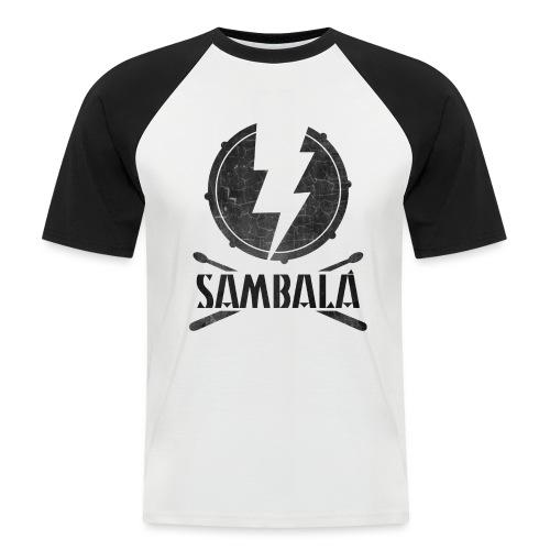 Batucada Sambala - Camiseta béisbol manga corta hombre