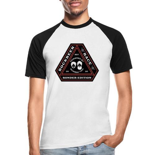 BBR 2020 - Männer Baseball-T-Shirt