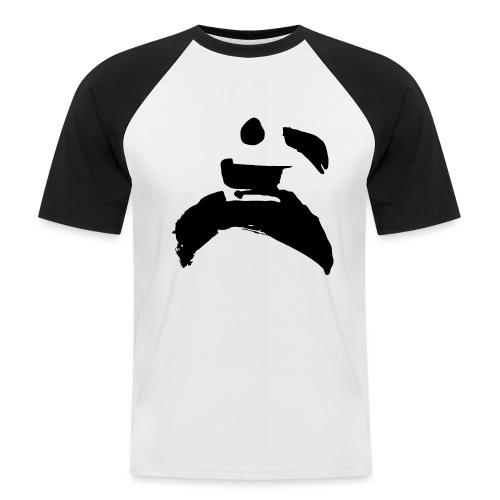 kung fu - Men's Baseball T-Shirt