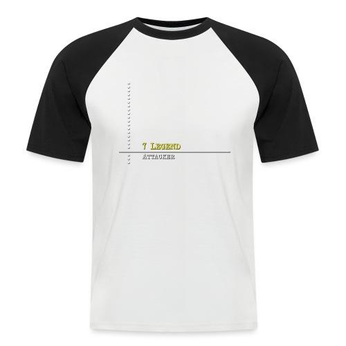 Caption 90 - Men's Baseball T-Shirt