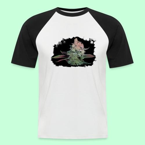Pflänzchen png - Männer Baseball-T-Shirt