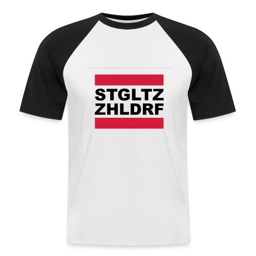 STGLZ-ZHLNDRF - Männer Baseball-T-Shirt