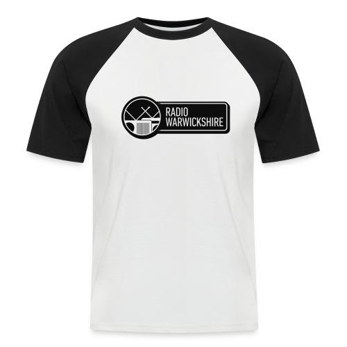 RW tshirt png - Men's Baseball T-Shirt