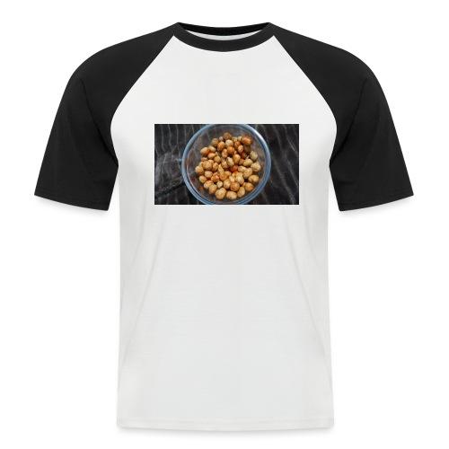 Cacahuate - Camiseta béisbol manga corta hombre