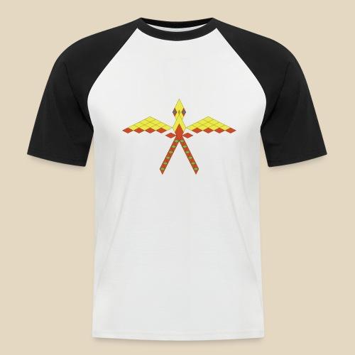 Bird - T-shirt baseball manches courtes Homme