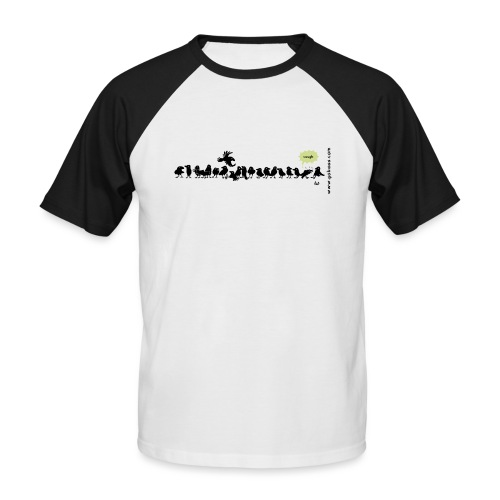 Corvids - es ist eine Menge! - Männer Baseball-T-Shirt