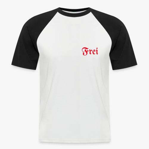 Elsass Frei - T-shirt baseball manches courtes Homme