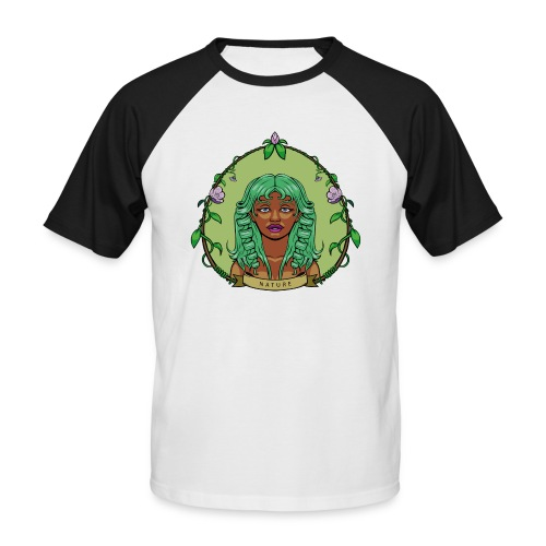 Mother Nature - Camiseta béisbol manga corta hombre